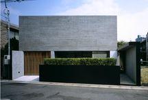 Haus Außenfassade