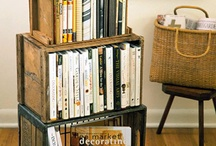 Book Shelves / by JAL