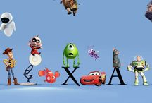 Everything Pixar