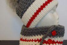 tricot projet ouvert
