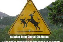 Awesome random signs
