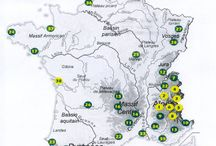 IGN France Walking Maps 1:75,000 / A series of maps published by IGN France at a scale of 1:75,000 covering some interesting areas of France