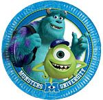 Monsters University / A range of Monsters University Party Supplies, balloons, Decorations and fancy dress ideal for children's parties