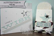 Stampin' Stuff-Paper Pumpkin / by MaryAnn Hilleary