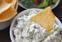 Food ~ Finger Foods ~ Appetizers ~ Sauces and Dips