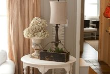 Cottage Shabby Chic-Decore-&-More / by Sharon Corcilius