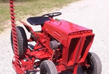 Lawn mowers and Garden Tillers