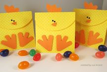 CARDS: Easter Easy