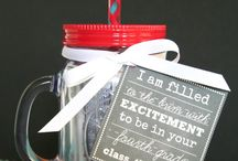 Teacher and Class Gift Ideas