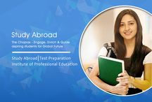 Test Preparation- GRE, GMAT, SAT, IELTS, TOEFL and PTE Coaching and Test Prepration at The Chopras / The Chopras offers coaching and test preparation programmes for GRE, GMAT, SAT, TOEFL, IELTS and PTE Tests are widely popular for the flexibility and curriculum.