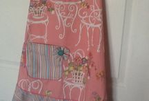 Aprons by Shu Shu / Ladies apron / by Susan McMillin