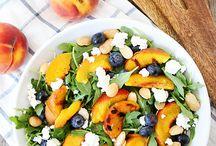 stunning salads / by Tracy Davis