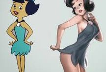 FLINTSTONES ∙ Betty Rubble