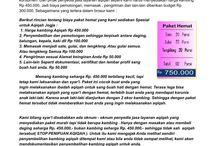 Apakah sah aqiqah kambing harga murah  Rp 750000