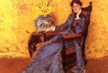 William Merritt Chase Paintings
