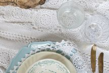 Table Decor / items, ideas, details, whimsical style and more to decor you event table