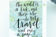 Let's Travel / nice places i'd love to visit...