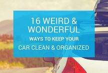 Clean the inside of your car