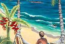 Surf artwork