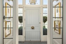 ENTRYWAYS / Gorgeous entryways to homes