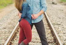 What to wear {Engagement} / Need help? Here are some ideas on what to wear at your engagement session! / by Macy Bell