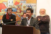 abril 2015 / Exposición, Alberto Carcelén. 2- 04- 2015