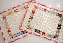 Drobnosti / patchwork