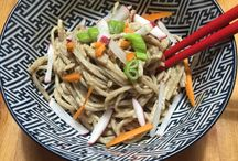 Asian Comfort Food / Asian comfort food recipes from mainland to the sea.