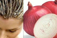 Coisas para o cabelo