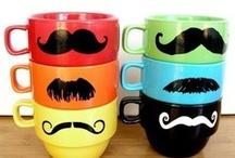 mustache / by Caitlin Cataldi