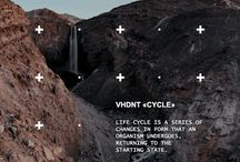 VHDNT GIF — «CYCLE»
