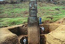 Easter Island / by Tawny Ralstin-Sink