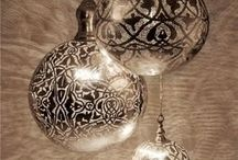 ornament ideas / by Pearl Daube