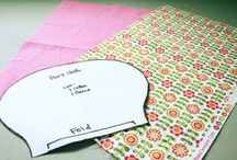 Baby stuff/misc sewing / by Patricia Minter