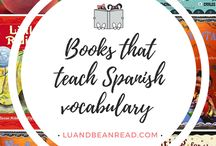 Spanish books for kids / Bilingual or Spanish-only books for kids