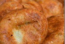 Πίτες ψωμιά