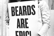 these beards tho ❤ / by Amy Church
