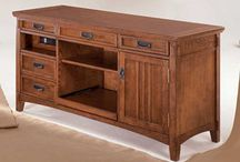 Credenza Desks from Jarons Furniture