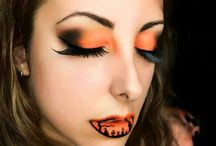 Halloween Make up Ideas / Halloween is coming up soon, so here are some ideas to get you ready! :)