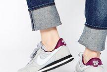 Chaussures de nike pour femmes