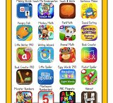 Apps for Literacy / A board of resources and ideas specifically related to apps that have been suggested, tried and tested for supporting students literacy needs within the classroom and at home.