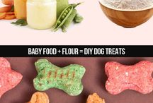 Pet treats DIY