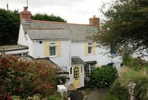 Rose Cottage (029), Tintagel, Cornwall / This delightful, traditional cottage sits at the head of the peaceful Trebarwith Valley, just below the quiet narrow lane that leads down to the beach at Trebarwith Strand, five minutes drive away. Retaining much charm and character, the semi-detached cottage is well equipped and stands in a sheltered position, offering warm and cosy accommodation at any...