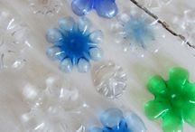 Recykláty-PET,Tetrapack...