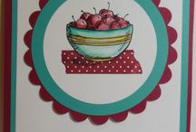 Stampin' Up! Giggle Greetings / by Margaret Smith