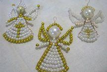 angelitos bordados