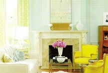 Color / by Mackenzie & Co. Interiors