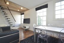 New Oxford Street House / Located in the heart of London's famous shopping district.