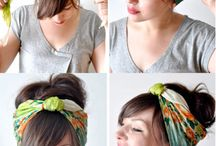Headbands / by Teresa Desantis