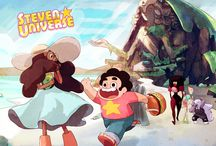 Steven Universe / Links to cool Steven Universe artwork from around the web.